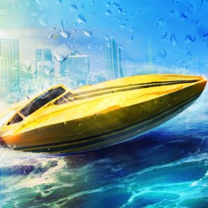 Driver: Speedboat Paradise per iPhone