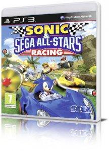 Sonic & Sega All-Stars Racing per PlayStation 3
