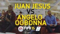 FIFA 15 - La sfida FUT tra Juan Jesus e Angelo Ogbonna