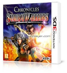 Samurai Warriors: Chronicles per Nintendo 3DS