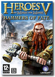 Heroes of Might and Magic V: Hammers of Fate per PC Windows