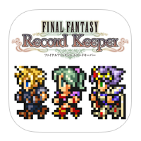 Final Fantasy: Record Keeper per iPad