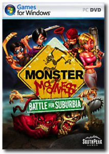 Monster Madness: Battle for Suburbia per PC Windows