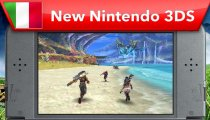 "Xenoblade Chronicles 3D - Trailer ""Fatti un giro"""