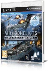 Air Conflicts: Pacific Carriers per PlayStation 3