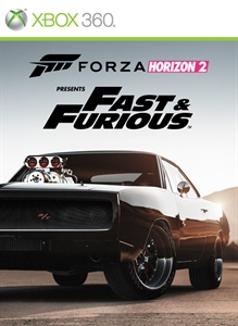 Forza Horizon 2 Presents Fast & Furious per Xbox 360