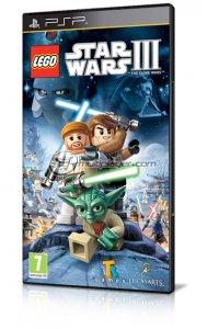 LEGO Star Wars III: La Guerra dei Cloni per PlayStation Portable