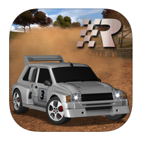 Rush Rally per iPad