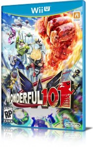 The Wonderful 101 per Nintendo Wii U
