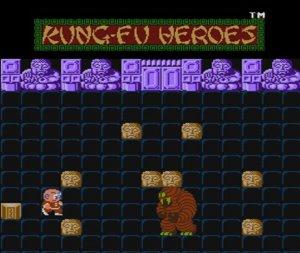 Kung-Fu Heroes per Nintendo Wii U