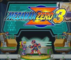 Mega Man Zero 3 per Nintendo Wii U