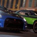 Xbox con Forza Horizon 2 alla premiere di Furious 7