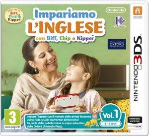 Impariamo l'inglese con Biff, Chip e Kipper Vol. 1 per Nintendo 3DS