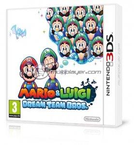 Mario & Luigi: Dream Team Bros. per Nintendo 3DS
