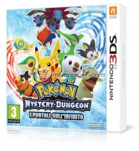 Pokémon Mystery Dungeon: I Portali sull'Infinito per Nintendo 3DS