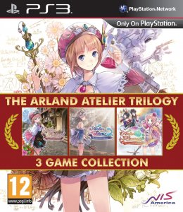The Arland Atelier Trilogy per PlayStation 3