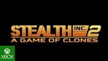 Stealth Inc. 2: A Game of Clones - Il trailer della versione Xbox One