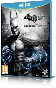 Batman: Arkham City - Armoured Edition per Nintendo Wii U