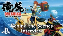Oreshika: Tainted Bloodlines - Videodiario dietro le quinte
