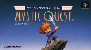 Final Fantasy: Mystic Quest per iPad