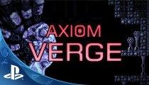 Axiom Verge - Trailer di lancio della versione PlayStation 4