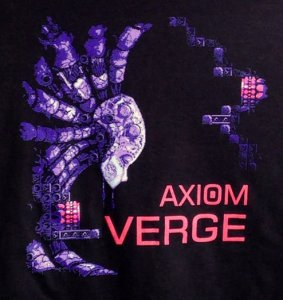 Axiom Verge per PlayStation Vita