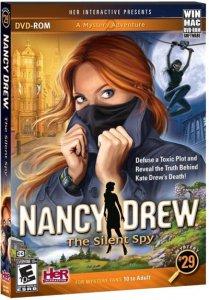 Nancy Drew: The Silent Spy per PC Windows
