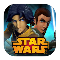 Star Wars Rebels: Recon Missions per iPhone