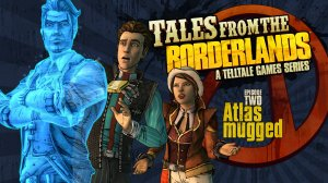 Tales from the Borderlands - Episode 2: Atlas Mugged per iPad