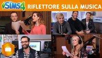 The Sims 4: Al Lavoro! - Videodiario con gli artisti emergenti