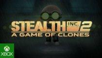 Stealth Inc. 2: A Game of Clones - Trailer commentato per la versione Xbox One