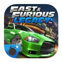 Fast & Furious: Legacy per Android