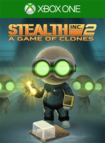 Stealth Inc. 2: A Game of Clones per Xbox One