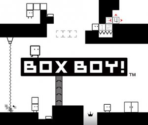 BOXBOY! per Nintendo 3DS