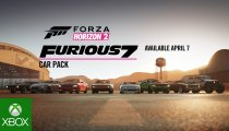 Forza Horizon 2 - Trailer del Furious 7 Car Pack