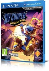 Sly Cooper: Ladri nel Tempo per PlayStation Vita