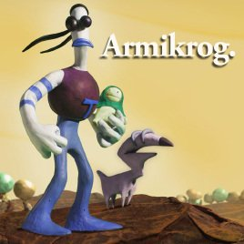Armikrog per PlayStation 4