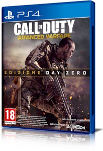 Call of Duty: Advanced Warfare - Ascendance per PlayStation 4