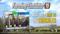 Farming Simulator 15 - Il teser trailer delle versioni console