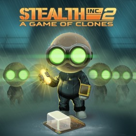 Stealth Inc. 2: A Game of Clones per PlayStation 4