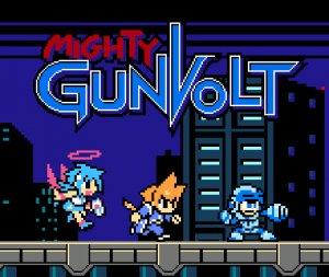 Mighty Gunvolt per Nintendo 3DS