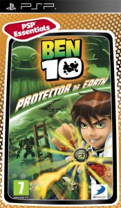 Ben 10: Il Difensore della Terra per PlayStation Portable