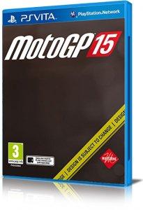 MotoGP 15 per PlayStation Vita