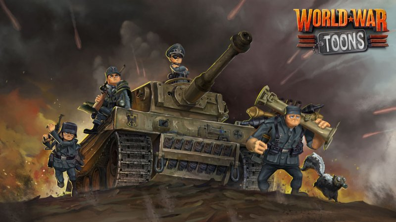 World War Toons sarà un titolo free-to-play