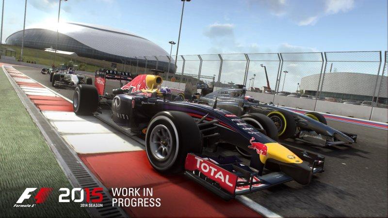 F1 2015 girerà a 1080p su PlayStation 4 e 900p su Xbox One, entrambe a sessanta fotogrammi al secondo