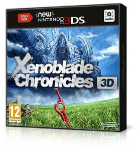 Xenoblade Chronicles 3D per New Nintendo 3DS