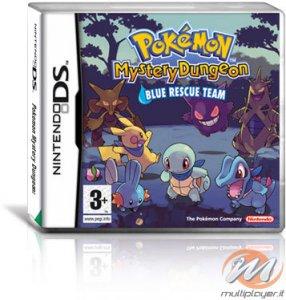 Pokémon Mystery Dungeon: Squadra Blu per Nintendo DS