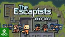 The Escapists: Alcatraz - Trailer di presentazione