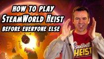 SteamWorld Heist - Trailer del programma SteamWorld Ambassadors