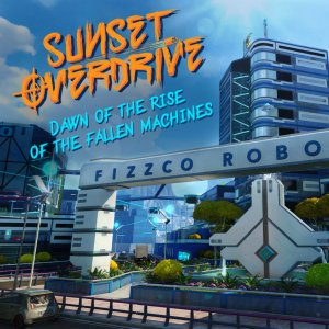 Sunset Overdrive: Dawn of the Rise of the Fallen Machines per Xbox One